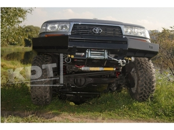 "Передний силовой бампер без кенгурина ""Спорт"" Toyota Land Cruiser 80"